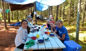 Life Skills: Learning on Camping Trips at Runoia